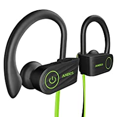 Why Do You Choose ANBES Bluetooth Headphones? Adapting to high sound quality, premium-quality materials, advanced wireless connectivity and ergonomic design, Andes Bluetooth headphones lets you enjoy the freedom of music when you do workout. ...