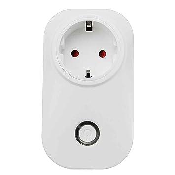 S20 Telefon Wifi Kabellose Fernbedienung Smart Home Steckdose EU ...