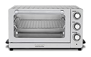 Cuisinart TOB-60N1 Toaster Oven Broiler with Convection, Stainless Steel