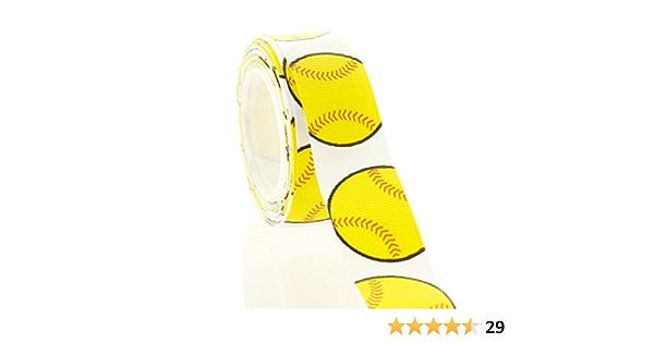 I Love Softball 78 Grosgrain Ribbon 5 yards
