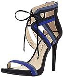 Jessica Simpson Women's RENSA Heeled Sandal Blue Violet 7 Medium US