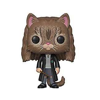 Figurine - Funko Pop - Harry Potter - Hermione as Cat