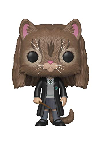 (Funko 35509 Harry Potter Hermione as Cat Pop Vinyl Figure)