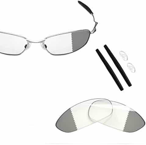 BlazerBuck Anti-salt Polarized Replacement Lenses   Sock Kit for Oakley  Whisker fdd647272e