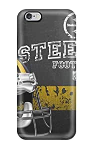 Forever Collectibles Pittsburgteelers Hard Snap-on Iphone 6 Plus Case