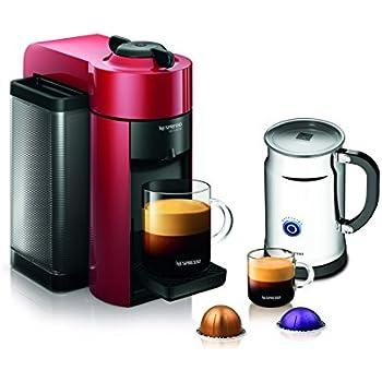 Amazon.com: Nespresso A+GCA1-US-CH-NE VertuoLine Coffee and ...