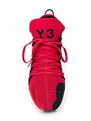 Yamamoto Ginnastica Rosse Adidas Uomo Da Scarpe 3 Yohji Y Ac7191 Tessuto qwH1WSTBgH