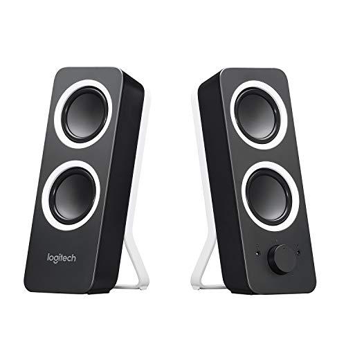 Logitech® Z200 Stereo Speakers – Zwart