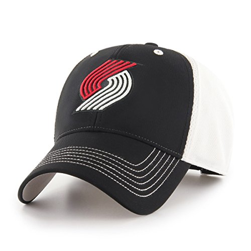 - NBA Portland Trail Blazers Sling OTS All-Star MVP Adjustable Hat, One Size, Black