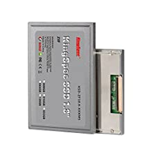 128GB KingSpec 1.8-inch ZIF 40-pin SSD Solid State Disk SMI Controller (MLC)