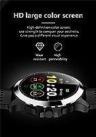 Smart watch W8 ECG PPG Men 1.22 Pulgadas Hombres Casual Business ...
