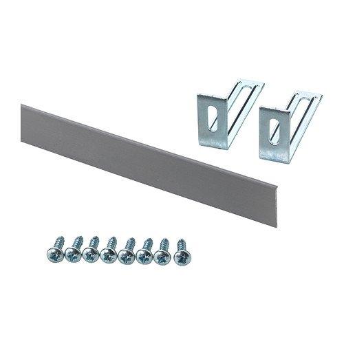 Ikea FORBATTRA - tapajuntas y Accesorios, Color de Acero ...