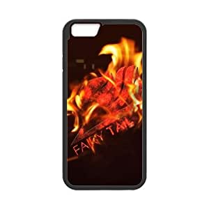 Fairy Tail iPhone 6 Plus 5.5 Inch Cell Phone Case Black NWB