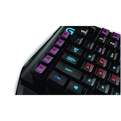 Logitech G910 Orion Spark RGB Mechanical Gaming Keyboard - 920-006385  (Renewed)