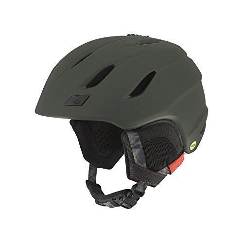 Giro Nine MIPS Snow Helmet Matte Olive Large Giro Nine Ski Helmet