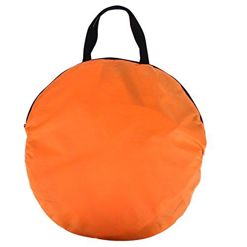 Liruis Kayak Downwind Kit 42 inches Kayak Canoe Accessories, Easy Setup & Deploys Quickly, Compact & Portable Orange by Liruis (Image #4)