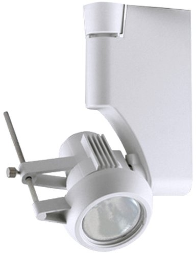 Jesco Lighting HMH270P2020-S Contempo 270 Series Metal Halide Track Light Fixture, PAR20, 20 Watts, Silver -