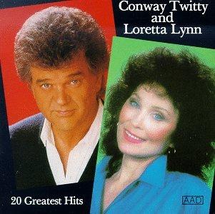 Conway Twitty & Loretta Lynn - 20 Greatest Hits [MCA]