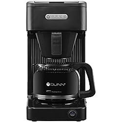 BUNN-O-MATIC CSB1 Speed Brew Select Bunn 10C Brewer Coffee Maker 10-Cup Black