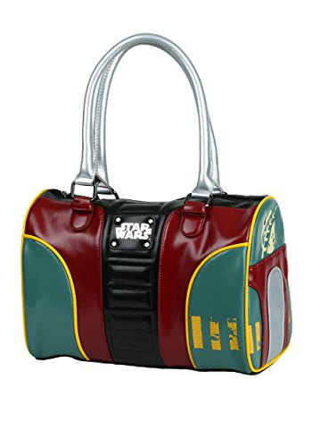 Handbag Bowler Bag (Star Wars Boba Fett Bowler Purse Standard)