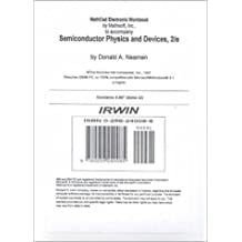 Semiconductor Physics and Devices: Mathcad Electronic Workbook