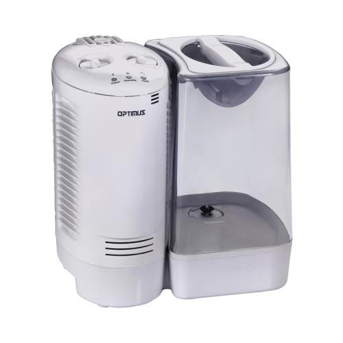 Optimus U-32010 3.0-Gallon Warm Mist Humidifier With Wicking Vapor System (Optimus U-32010)