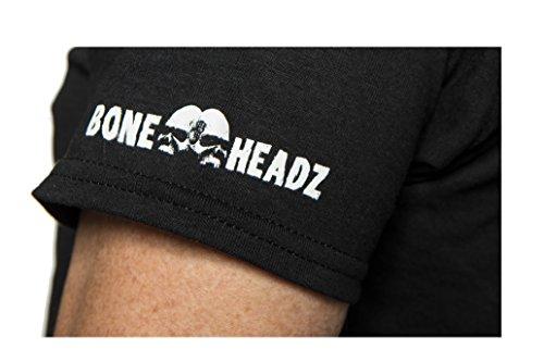 Boneheadz Fiehse Tanten Band T-Shirt Damen Herren Unisex Rock Metal