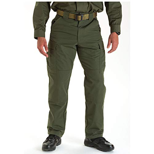 - 5.11 Tactical Men's Ripstop TDU Pants, TDU Green, 2X-Large/Long