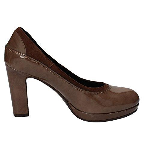 Calpierre - Zapatos de vestir para mujer marrón marrón