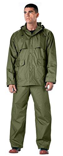2 Piece Rainsuit Jacket - 3