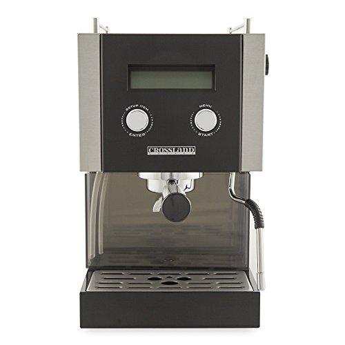 Crossland Coffee CC1 V 2.0 Semi-Automatic Programmable Espresso Machine