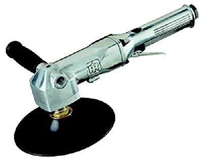 Ingersoll-Rand 314A 7-Inch Pnuematic Angled Polisher/Buffer