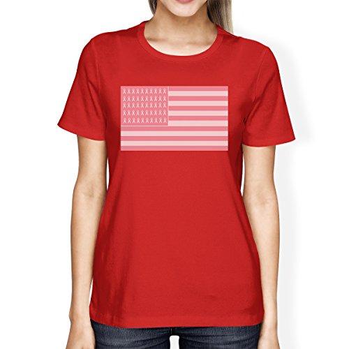 365 Camiseta Mangas cortas talla mujer estampada xYxqpv8R