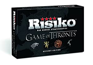 Winning Moves 10913 - Risiko - Game of Thrones Gefecht, Edition