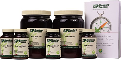 Standard Process - Purification Kit with SP Complete and Gastro Fiber by Standard Process