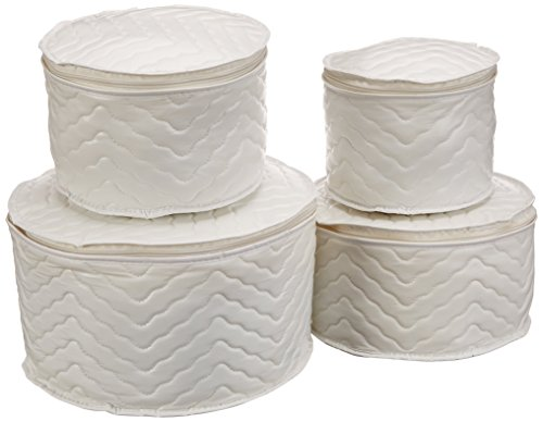 Richards Homewares Vinyl Dividers 4 White