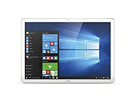 Huawei MateBook Signature Edition 2 in 1 PC Tablet, 8+512GB / Intel Core m5 (Champagne Gold) (Certified Refurbished)