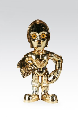 Star Wars Medicom C3PO Super Deformed VCD