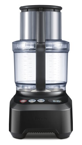 Breville BFP800BSXL Sous Chef Food Processor, Black Sesame (Best Full Size Food Processor)