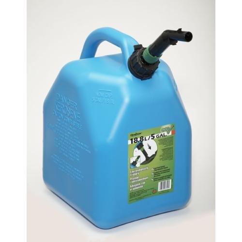 5 gallons kerosene - 9