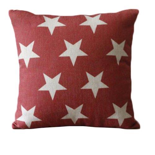 Set of 3 Patriotic American Flag Theme Pattern Decorative