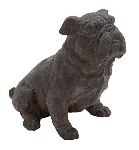 Deco 79 Bulldog Statue