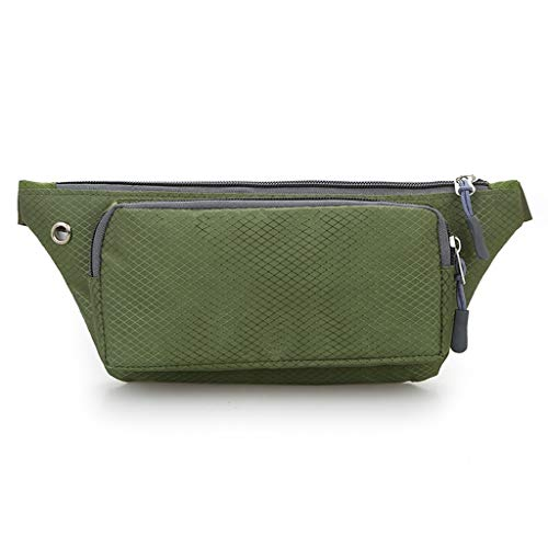 Used, Waist Pack Leisure Bumbag Sports Outdoor Sports Pocket for sale  Delivered anywhere in Canada
