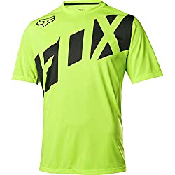 Fox Racing Ranger Jersey - Men's Flo Yellow, S