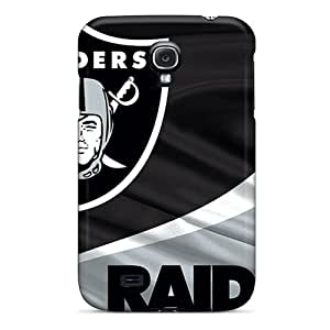 Forever Collectibles Oakland Raiders Hard Snap-on Galaxy S4 Case