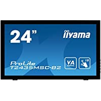 iiyama ProLite T2435MSC-B2 23.6 1920 x 1080pixels Multi-touch Tabletop touch screen monitor