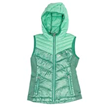 Free Country Girl's Power Down Hooded Puffer Vest