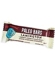 Blue Dinosaur Lamington Paleo Bar, 12 x 45 Grams