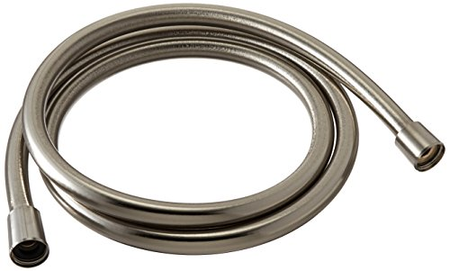 Price comparison product image Hansgrohe 28276823 Techniflex B Hose,  63-Inch,  Brushed Nickel