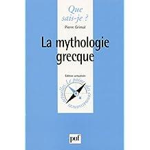 Mythologie grecque (La) [ancienne édition]